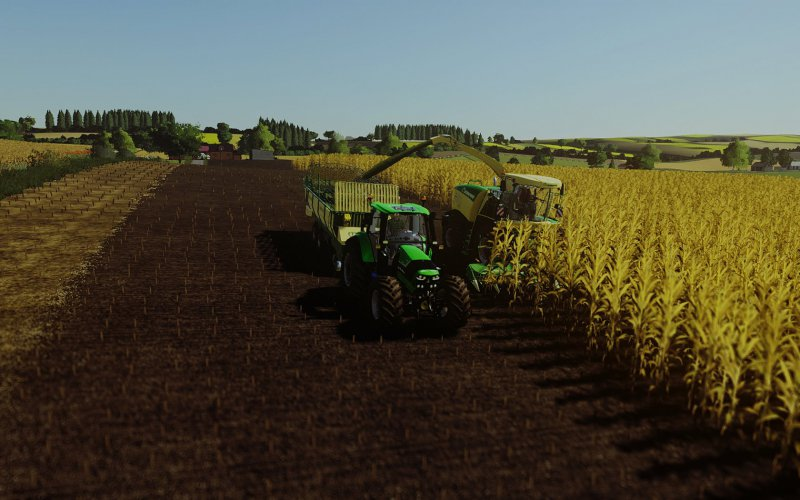 AgroKrosin Shaders v1.0 FS19