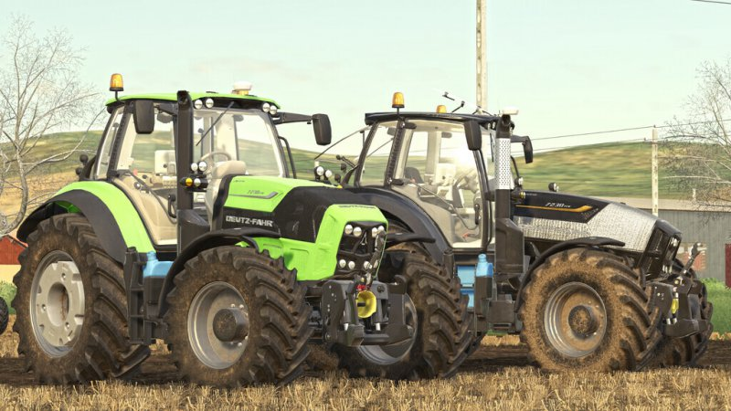 Deutz-Fahr TTV 7 Series v1.1