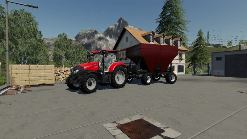 Gravity Wagon v1.1