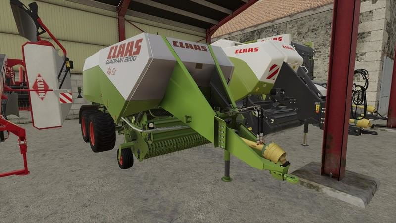 CLAAS QUADRANT 2200 RC v0.9.2.0