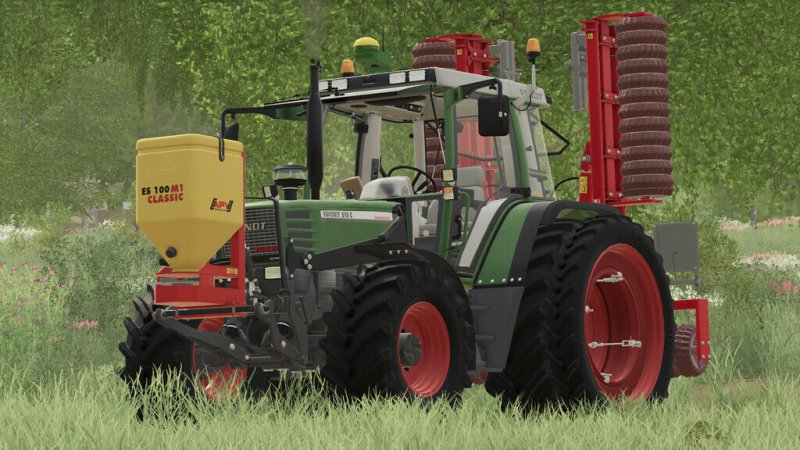 Fendt Favorit 509 510 v6.1