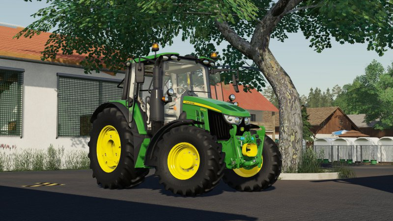 John Deere 6M Series Edit