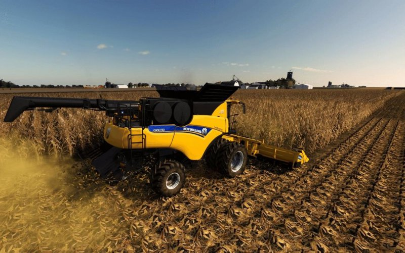 New Holland CR10.90 US v2