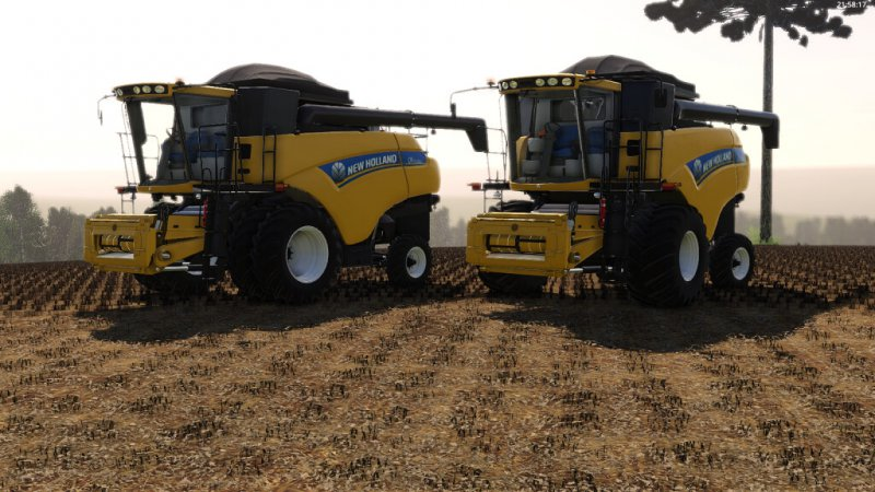 New Holland CR5080