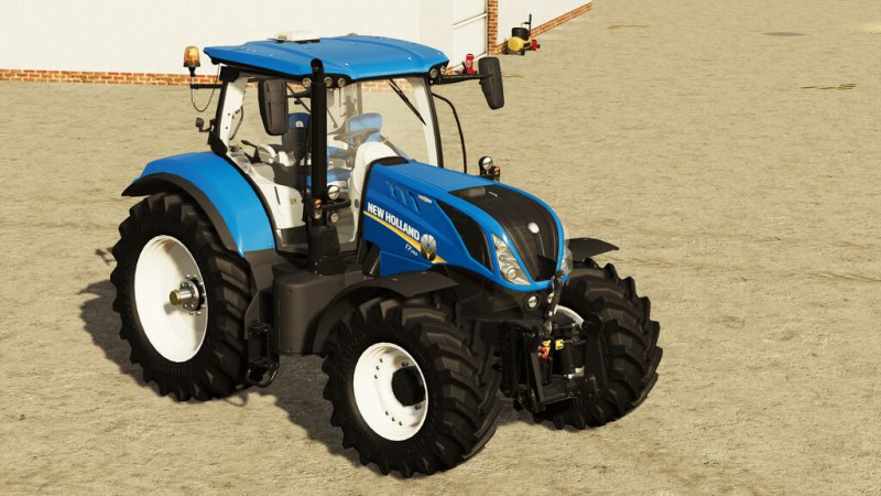 New Holland T7 LWB Stage V