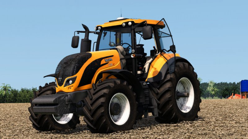 Valtra T Series CVT South America